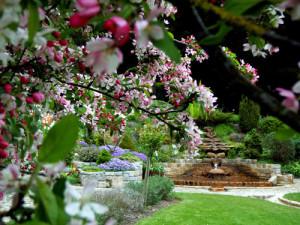 Glastonbury, Chalice Well Gardens