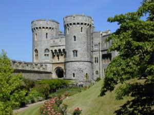 A-of Windsor Castle Windsor Castle, The Queen's Favourite!